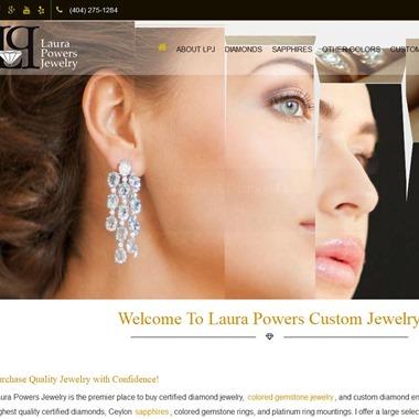 Laura Powers Jewelry wedding vendor preview