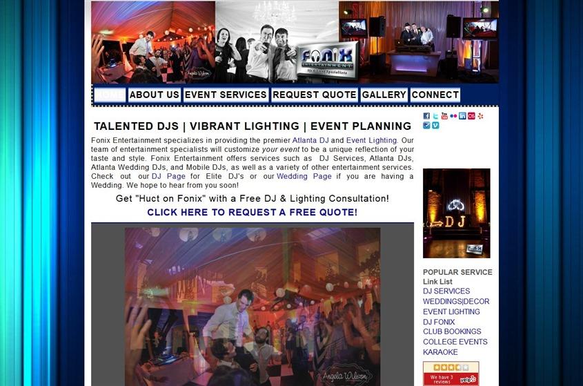 Fonix Entertainment wedding vendor photo