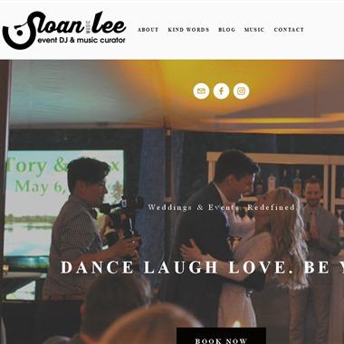 Sloan Lee Music wedding vendor preview