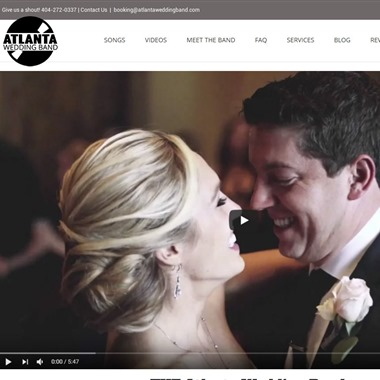 Atlanta Wedding Band wedding vendor preview