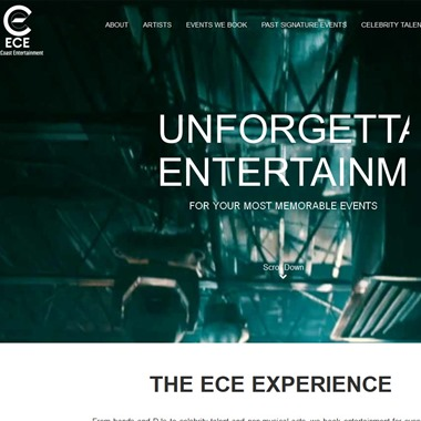 East Coast Entertainment wedding vendor preview
