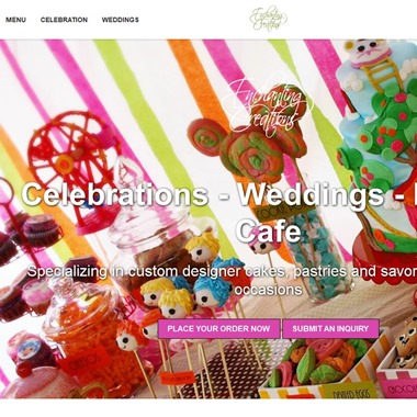 Enchanting Creations wedding vendor preview