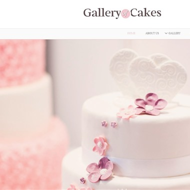 Gallery of Cakes wedding vendor preview