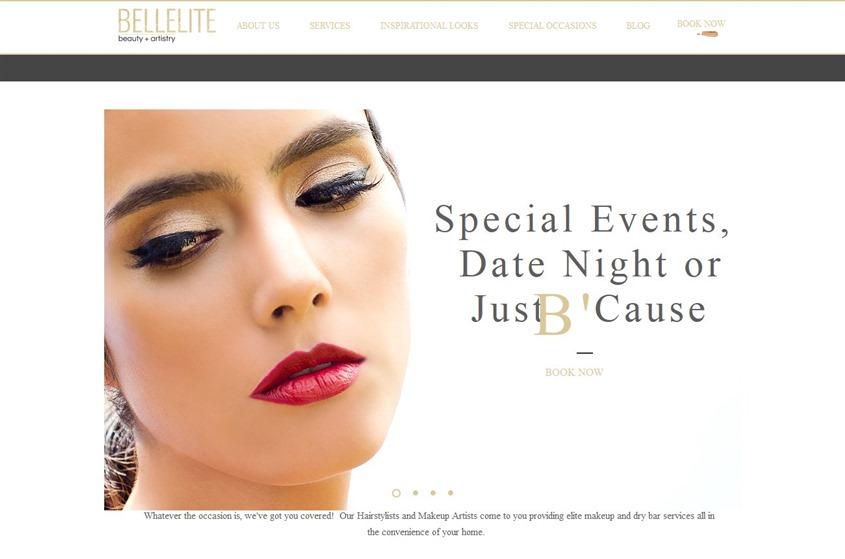 Bellelite Your On Demand Beauty Team Miami Wedding Hair
