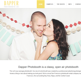 Dapper Photobooth photo
