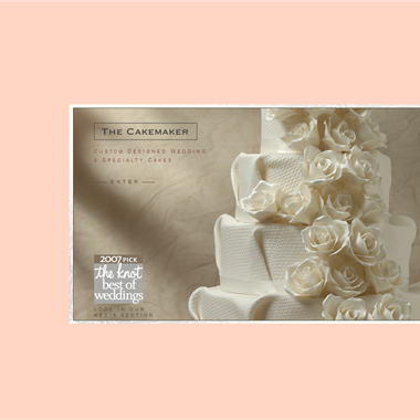 The Cakemaker wedding vendor preview