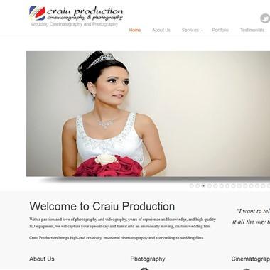 Craiu Production wedding vendor preview