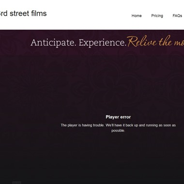 3rd Street Films wedding vendor preview
