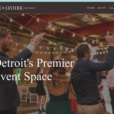 The Eastern wedding vendor preview