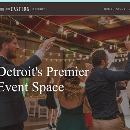 Photo of The Eastern, a wedding venue in Detroit