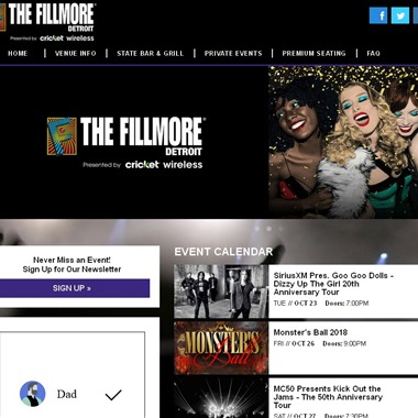 The Fillmore Detroit wedding vendor preview