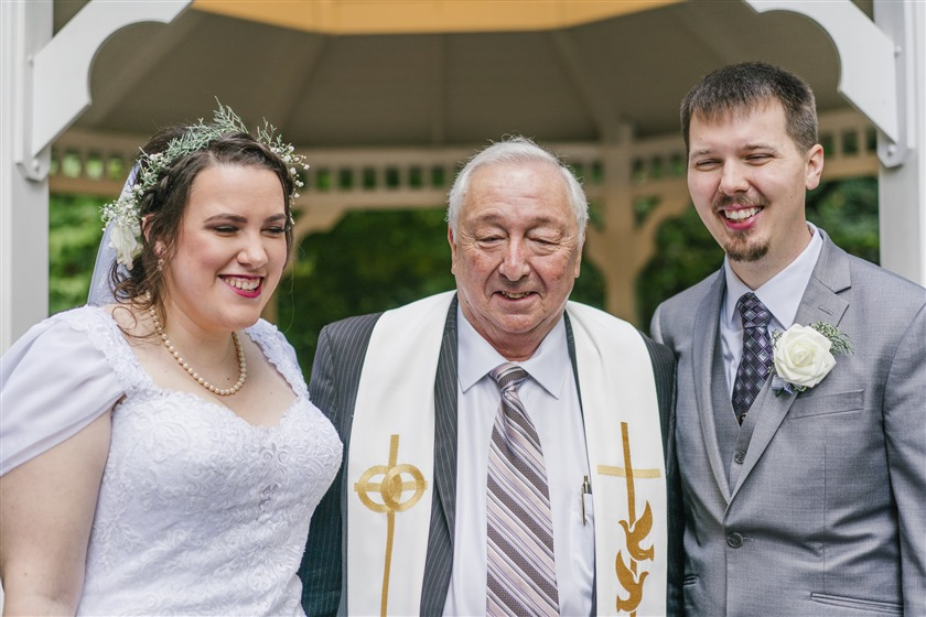 Wedding Officiant Jon Turino wedding vendor photo