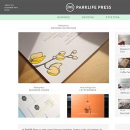 Parklife Press photo