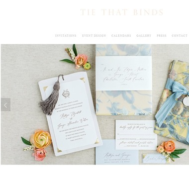 Tie That Binds Weddings wedding vendor preview