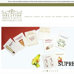 Oblation Papers & Press photo