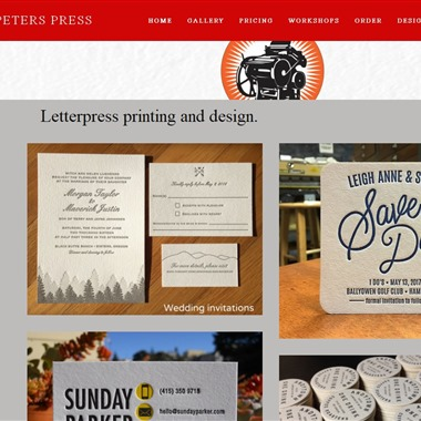 Reb Peters Press wedding vendor preview