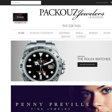 Packouz Jewelers wedding vendor preview