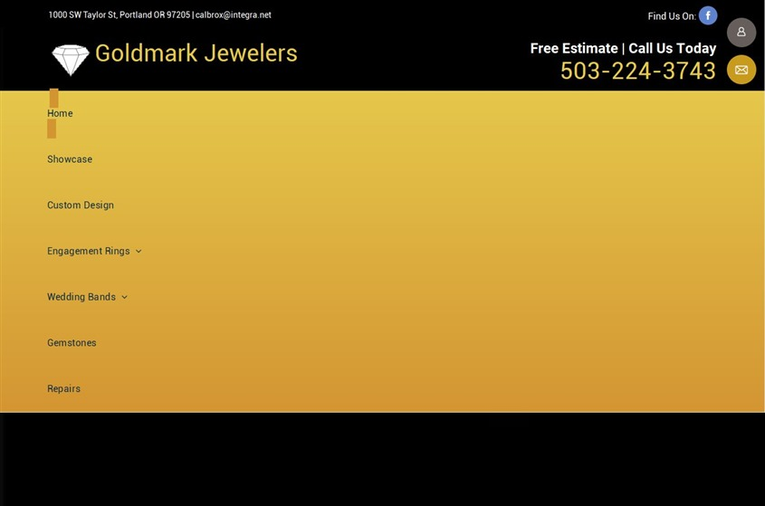 Goldmark Jewelers wedding vendor photo