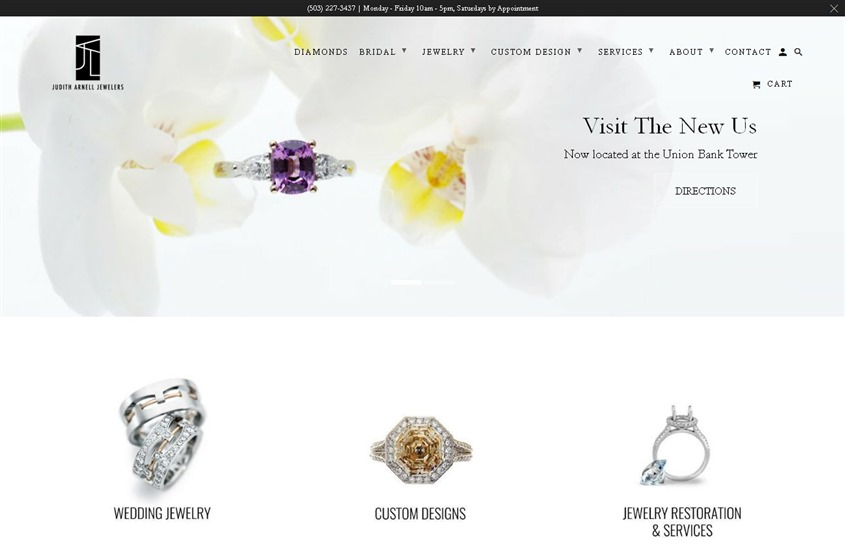 Judith Arnell Jewelers wedding vendor photo