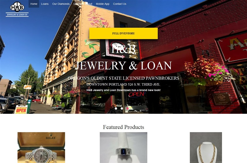 H & B Jewelry & Loan wedding vendor photo