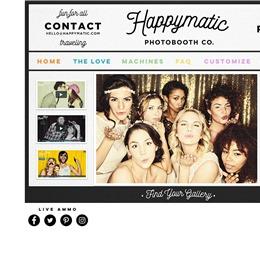 Happymatic Photobooth Co. photo