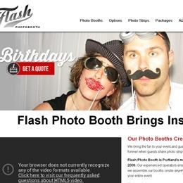 Flash Photo Booth photo