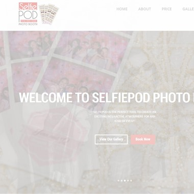 selfiepod photo booth wedding vendor preview