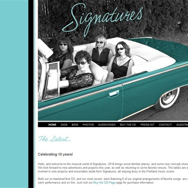 Signatures Music wedding vendor preview