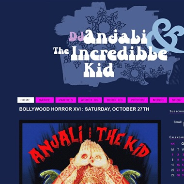 DJ Anjali The Incredible Kid wedding vendor preview