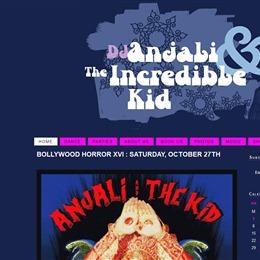 DJ Anjali The Incredible Kid photo