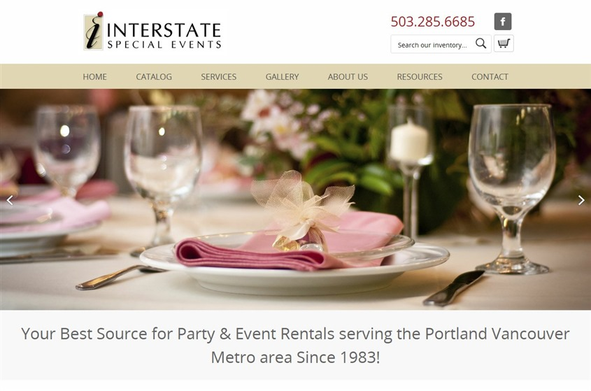 Interstate Special Events wedding vendor photo