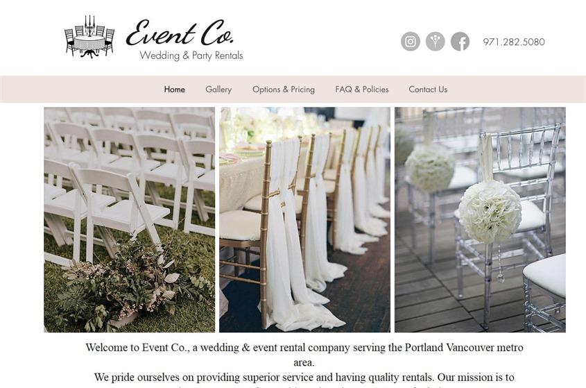 Event Co wedding vendor photo
