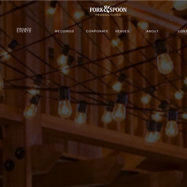 Fork & Spoon Productions  wedding vendor preview