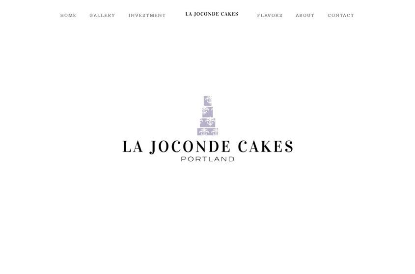 La Joconde Cakes wedding vendor photo