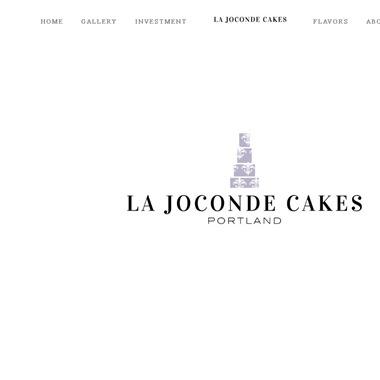 La Joconde Cakes wedding vendor preview