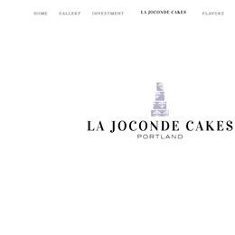 La Joconde Cakes photo