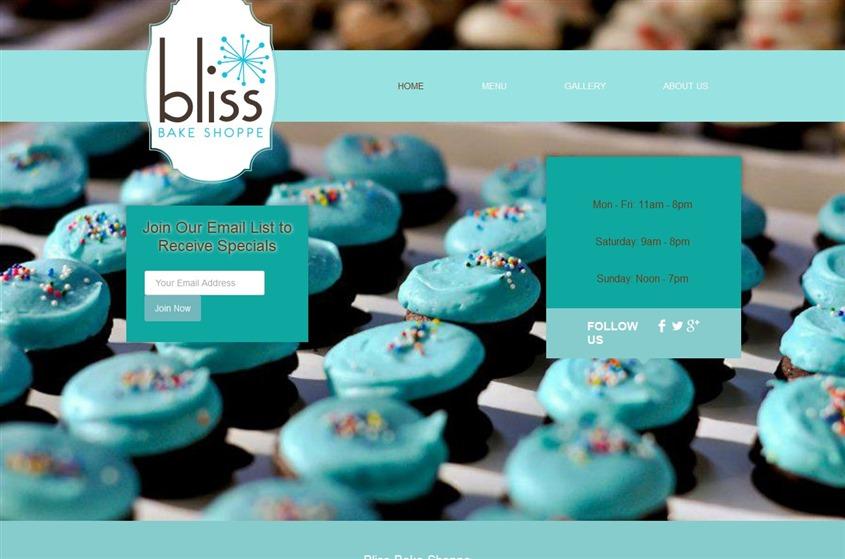 Bliss Bake Shoppe wedding vendor photo