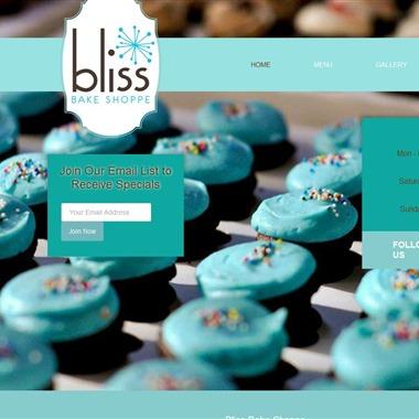 Bliss Bake Shoppe wedding vendor preview
