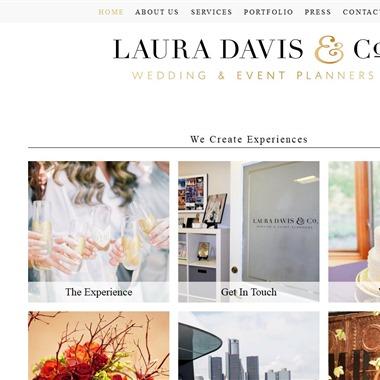 Laura Davis and Co. wedding vendor preview