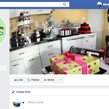 Cake Ambition wedding vendor preview