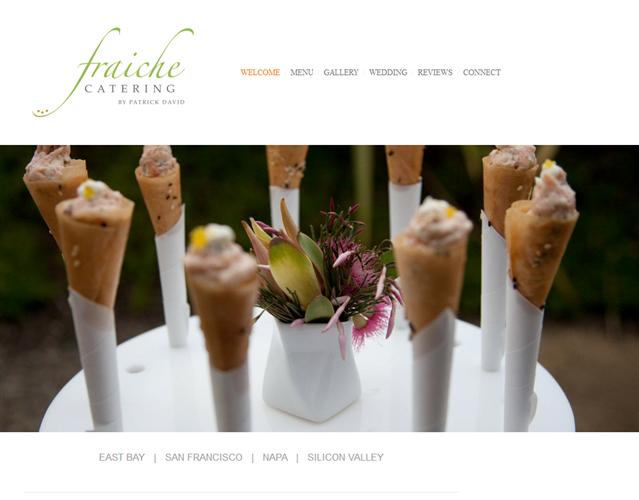 Fraiche Catering San Francisco wedding vendor photo