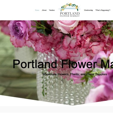 Portland Flower Market wedding vendor preview