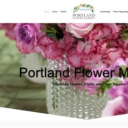 Portland Flower Market photo