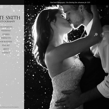 Nate Smith Photography wedding vendor preview