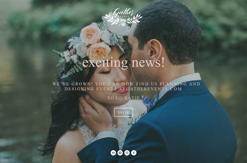 Gather Events Planning wedding vendor photo
