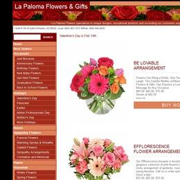 Photo of La Paloma Flowers Test, a wedding Florists in Phoenix