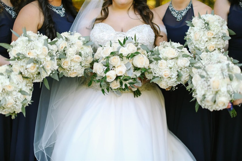 Bellisario Florist wedding vendor photo