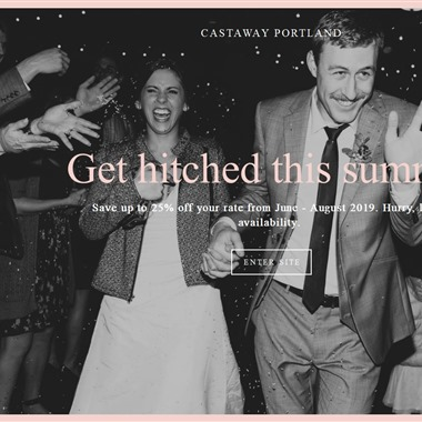 Castaway Portland wedding vendor preview