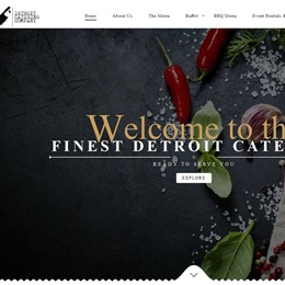 Detroit Catering Company photo