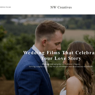 NW Creatives wedding vendor preview